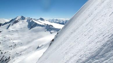 quite steep