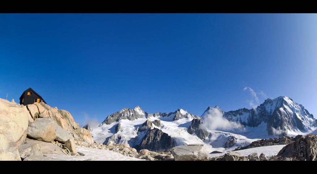 Longing for Glacier de saleina