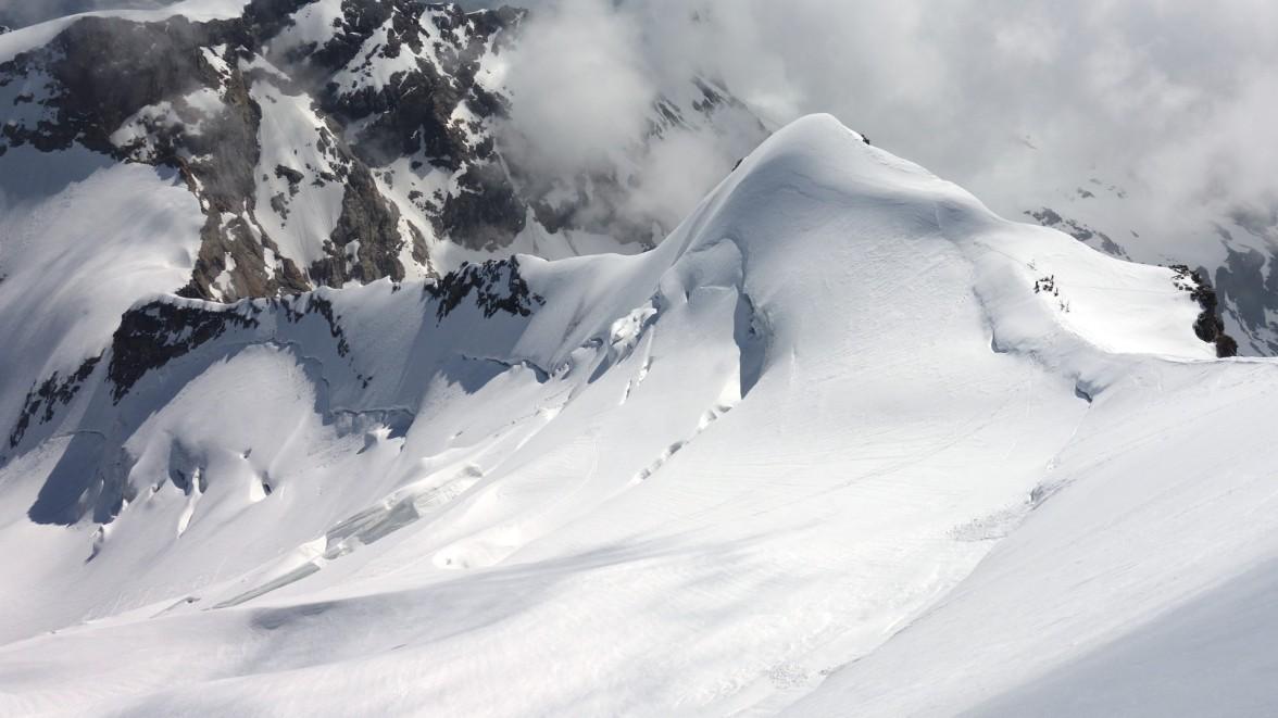 Nice ski terrain ..when conditions are good