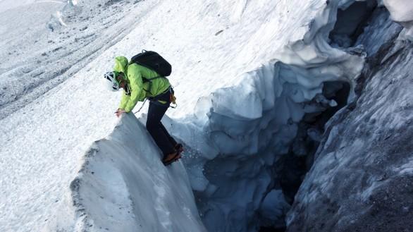 Bergschrund