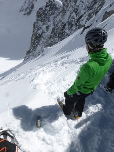 steep? maybe but with good snow © Nick Malik