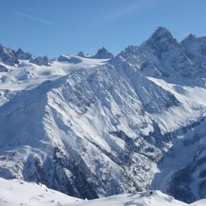 Amazing Landscape (Le Tour Glacier)